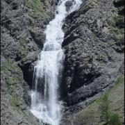 Cascade du Lauzannier