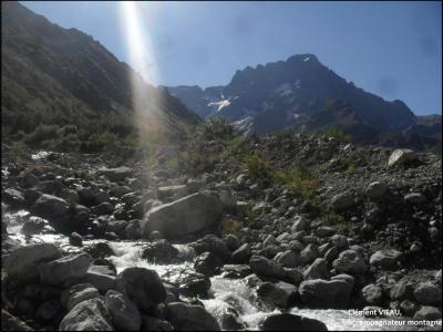 Le sirac, 3 340 mètres
